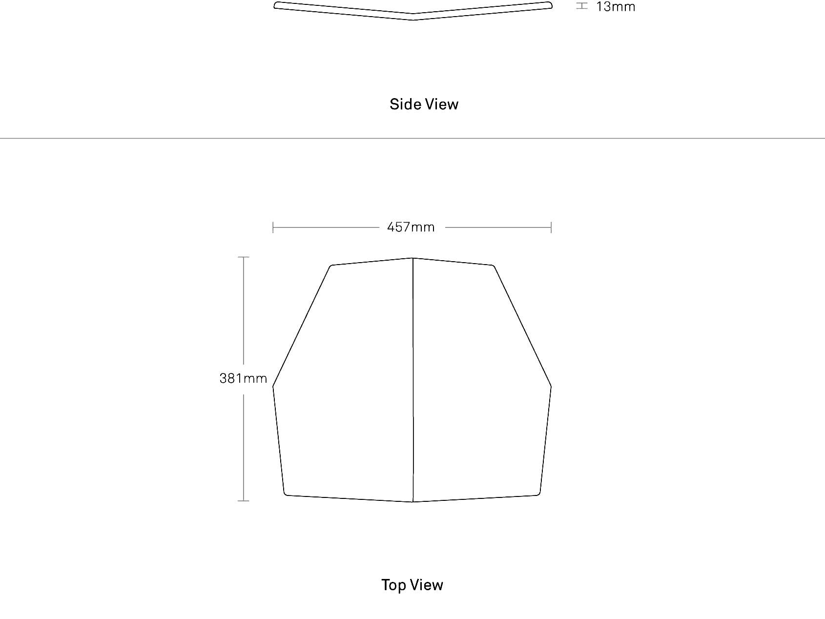 Real Good Stool Pad Modern Barstools Amp Seating Blu Dot