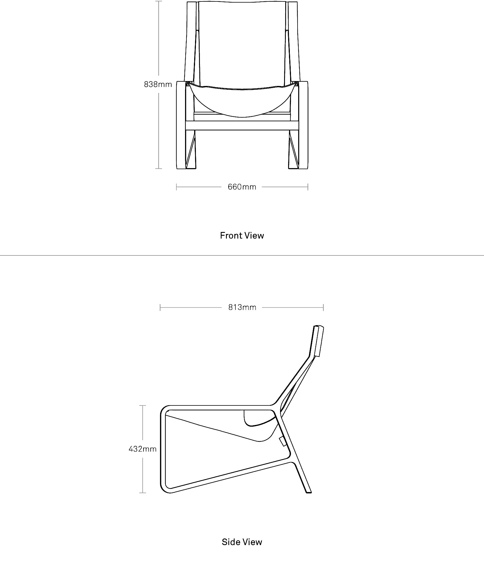Toro Modern And Contemporary Lounge Chair Modern And