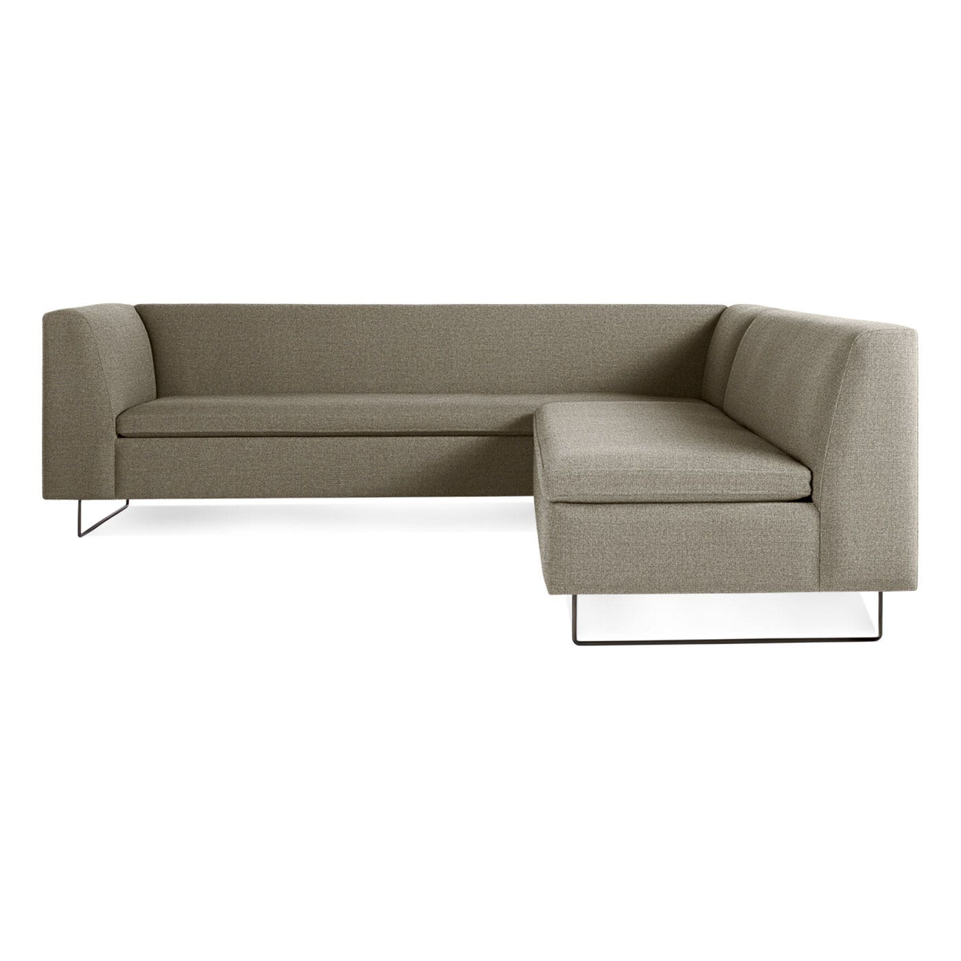Fabulous Cleon Small Sectional Sofa Modern Sofas And Sectionals Ncnpc Chair Design For Home Ncnpcorg