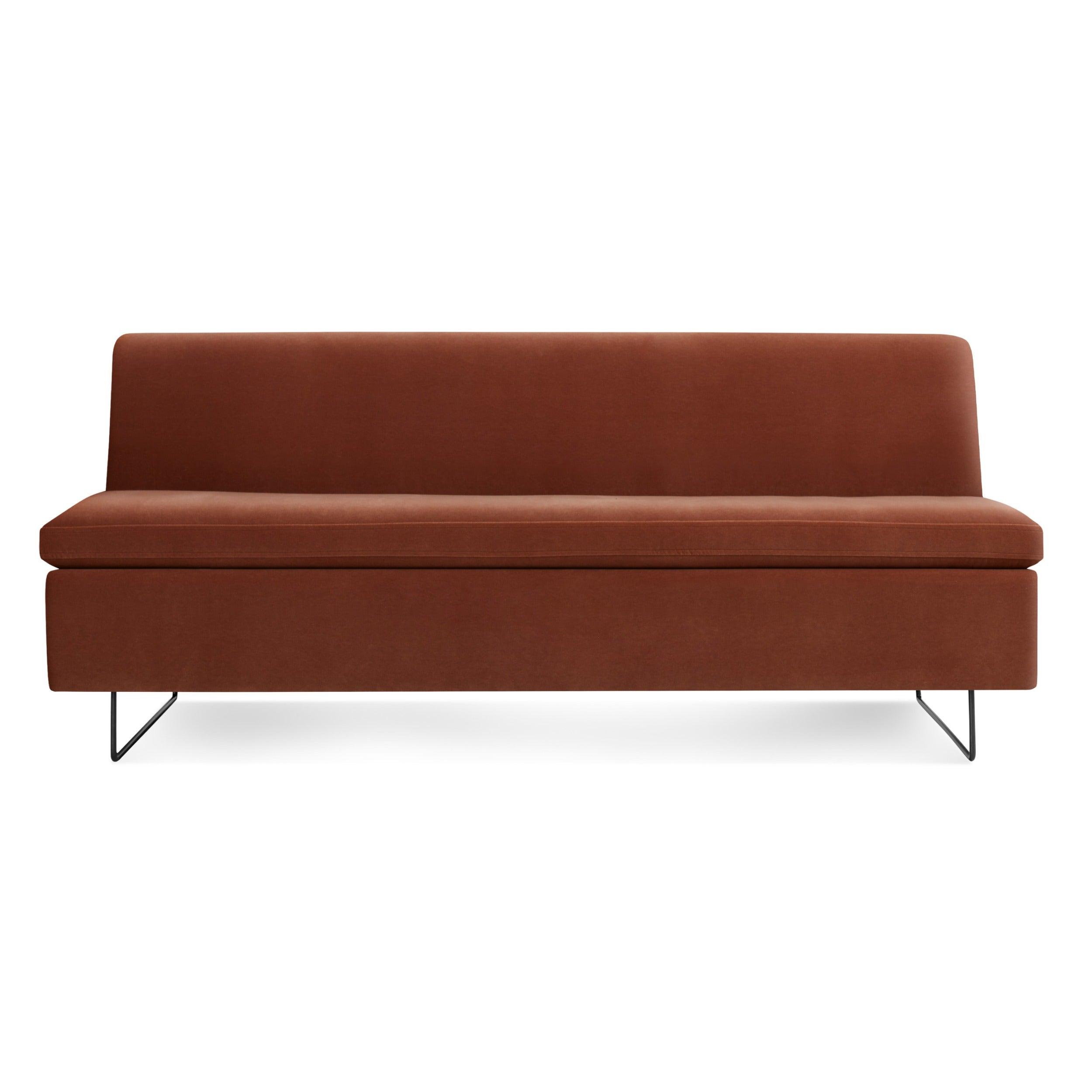 Clyde Velvet Sofa