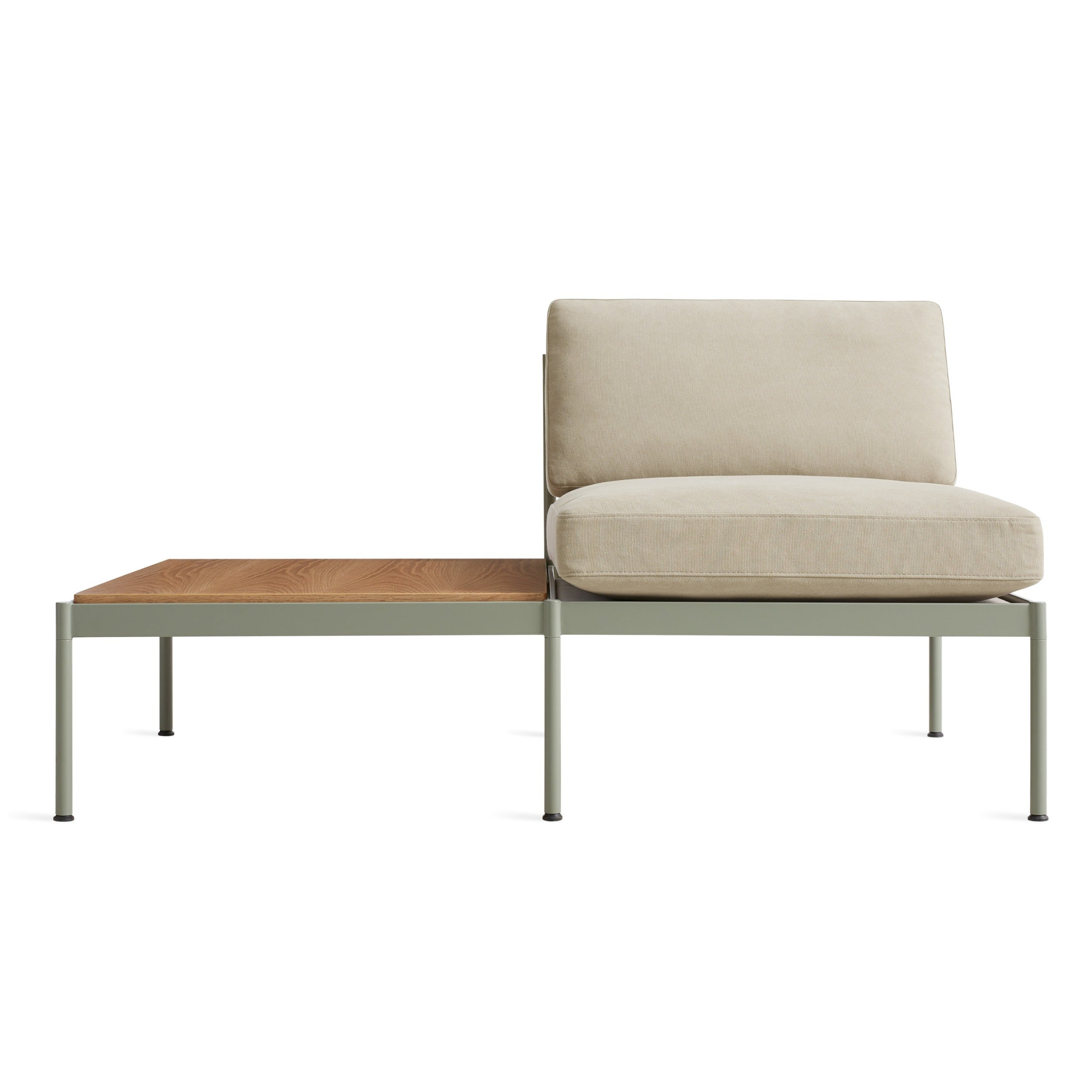 Chassis Lounge Chair with Table
