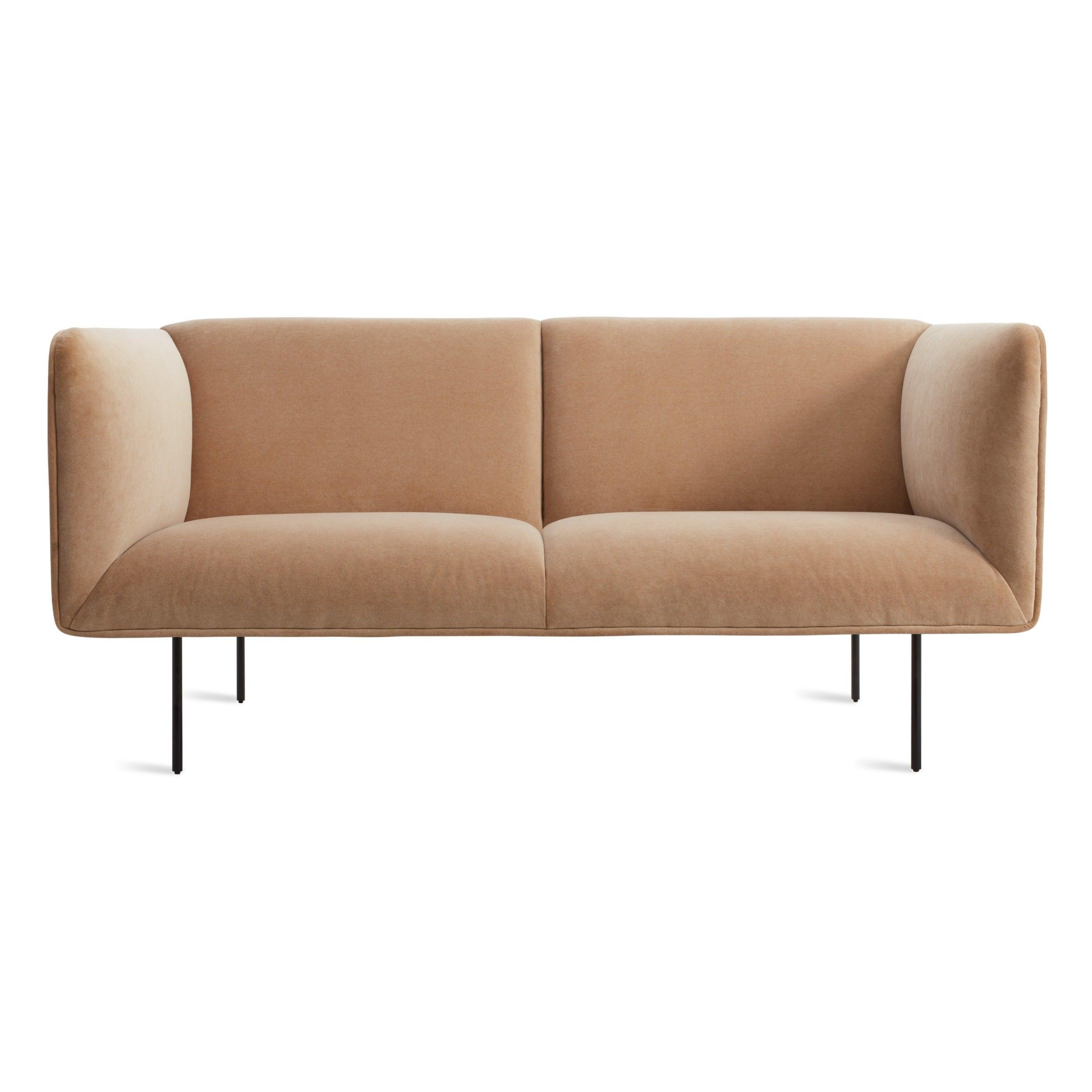 Dandy Velvet Studio Sofa