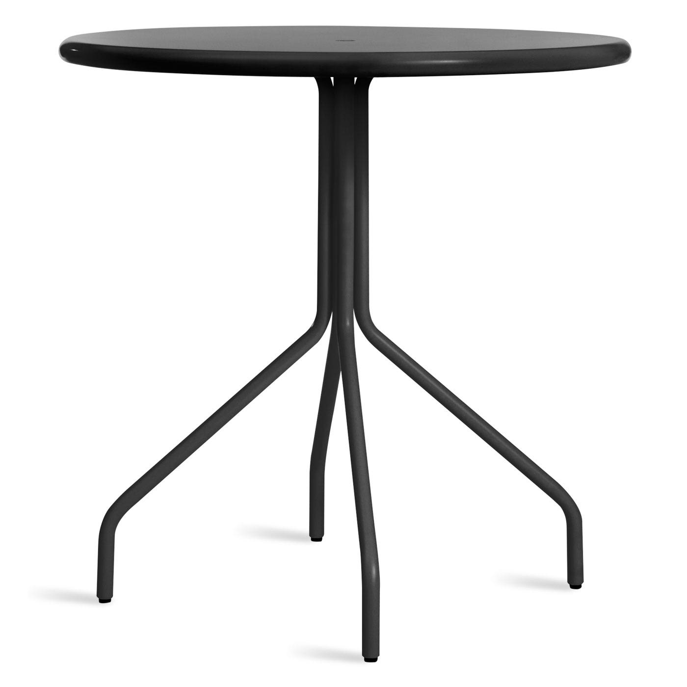 Hot mesh cafe table modern dining table outdoor blu dot