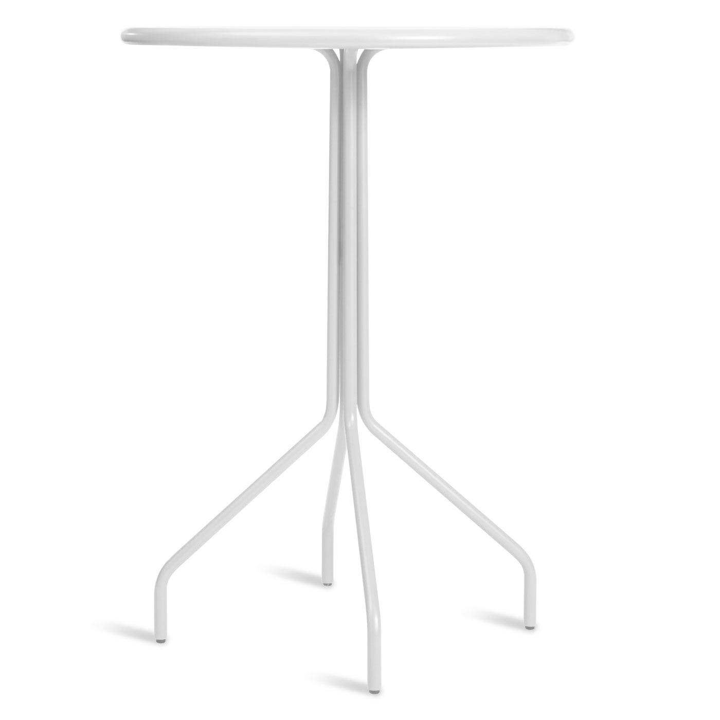 Hot mesh bar table modern dining tables outdoor blu dot