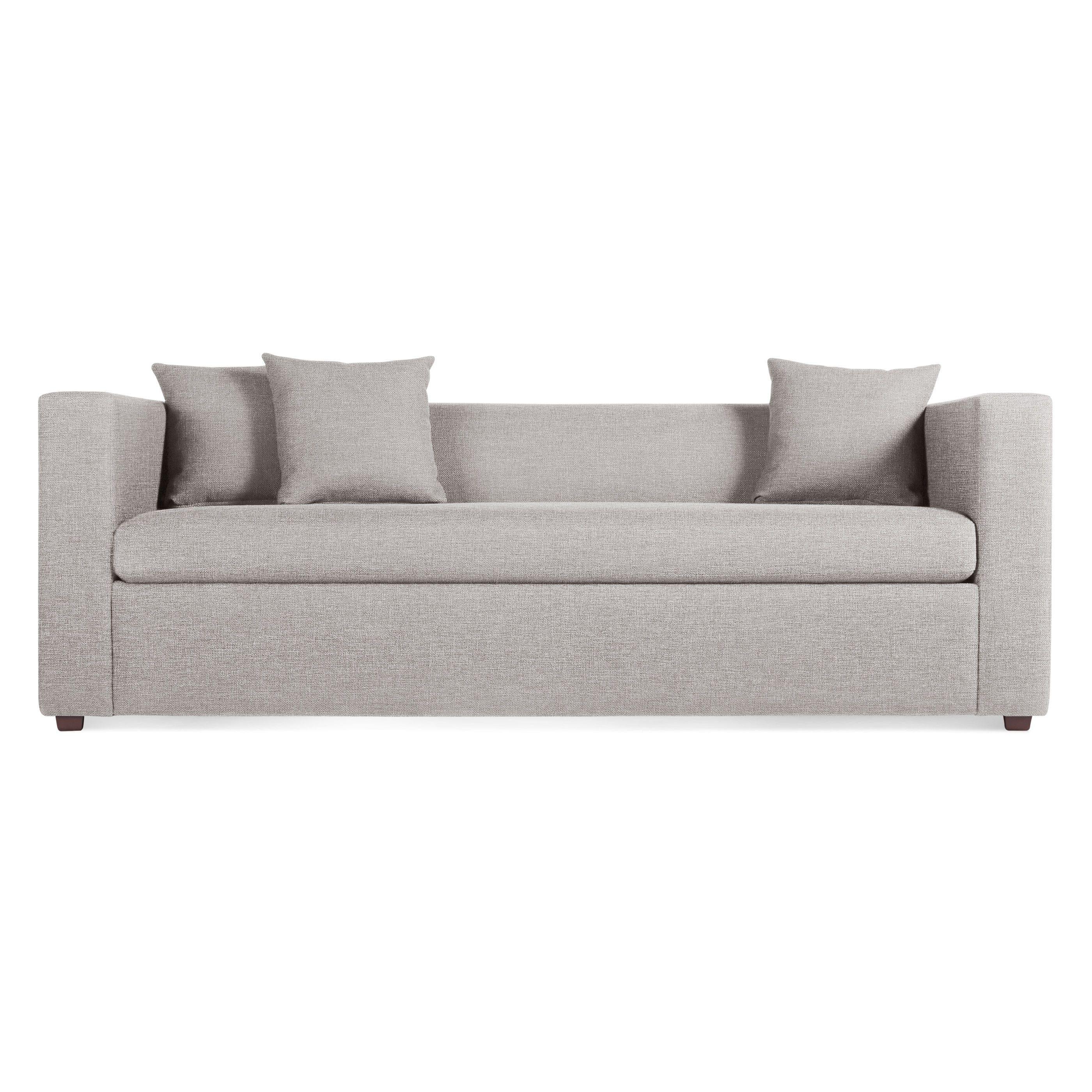 - Mono Modern Sleeper Sofa - Modern Sofas & Sleepers - Blu Dot
