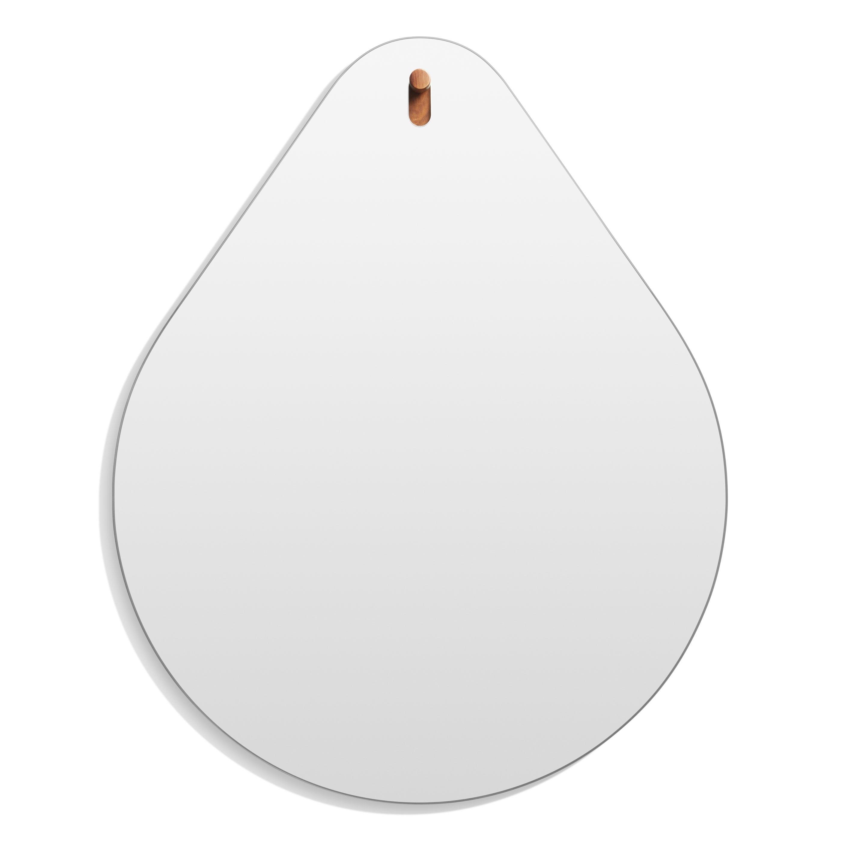 Hang 1 Large Drop Mirror