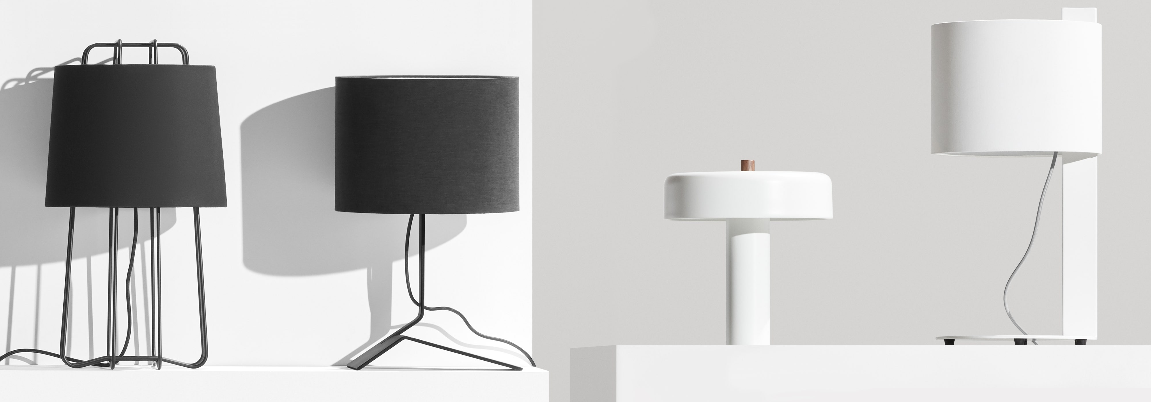 Modern Table Lamps And Task For Office