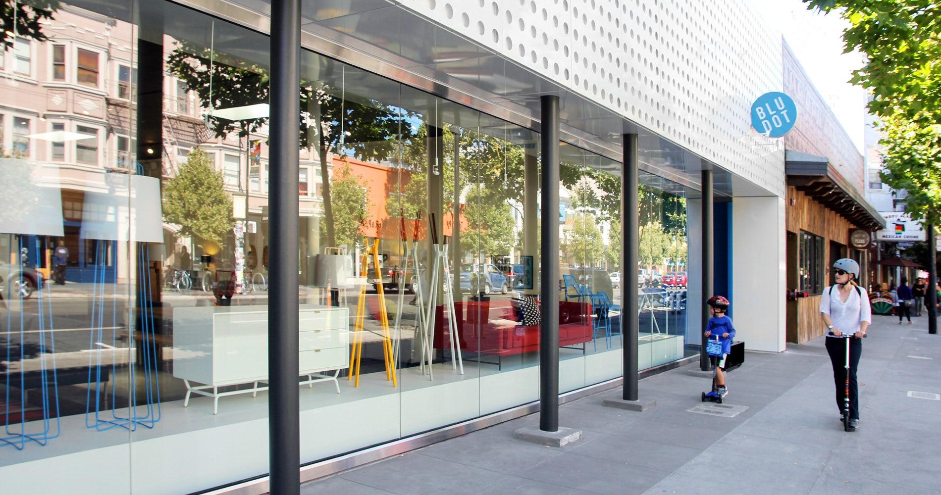 Modern Furniture Store San Francisco Ca Blu Dot