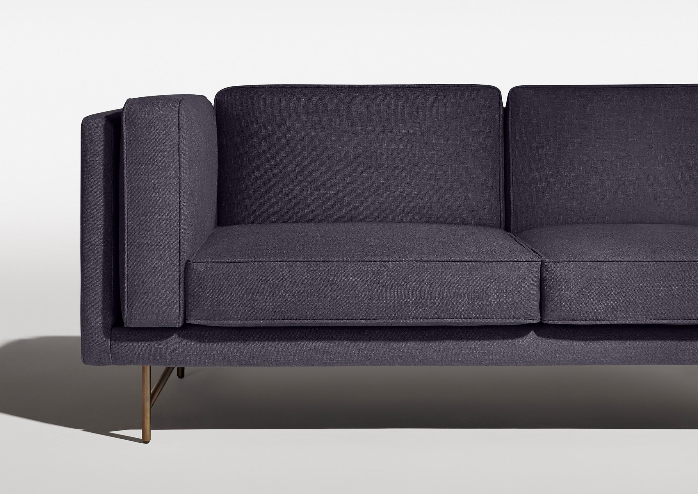 Bank Modern 96 Inch Sofa
