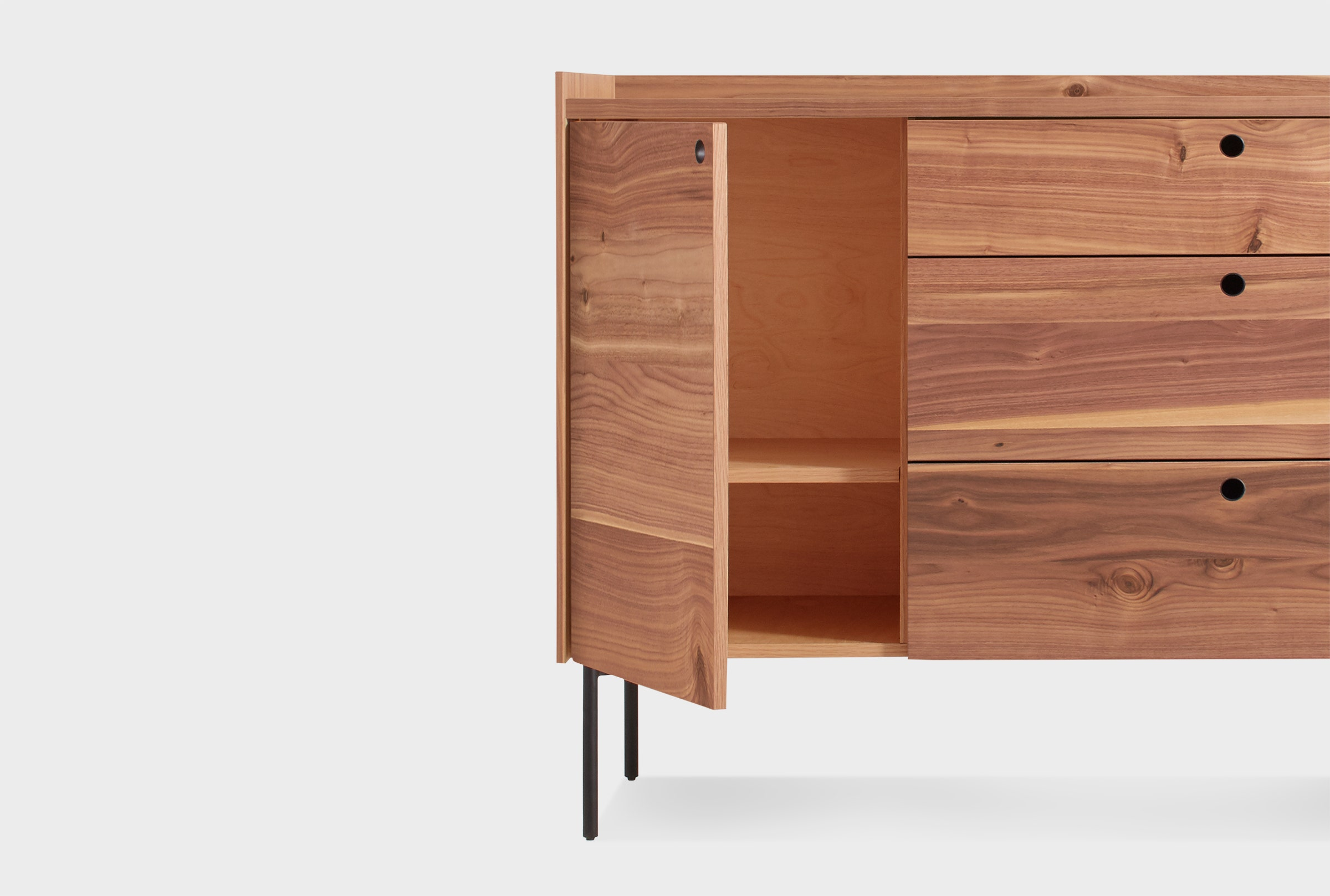 Peek 2 Door / 2 Drawer Console