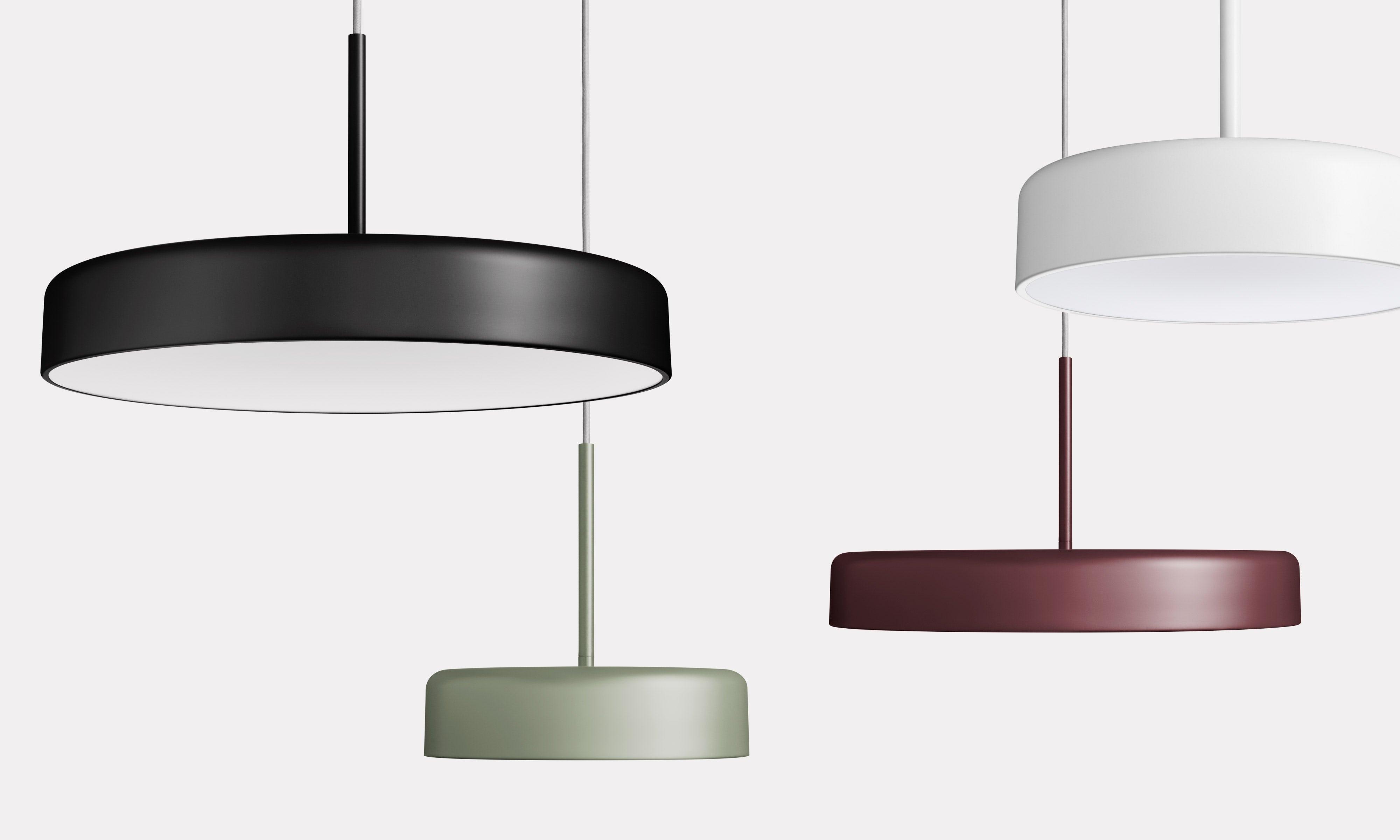 Bobber Large Pendant Light Modern Lighting by Blu Dot