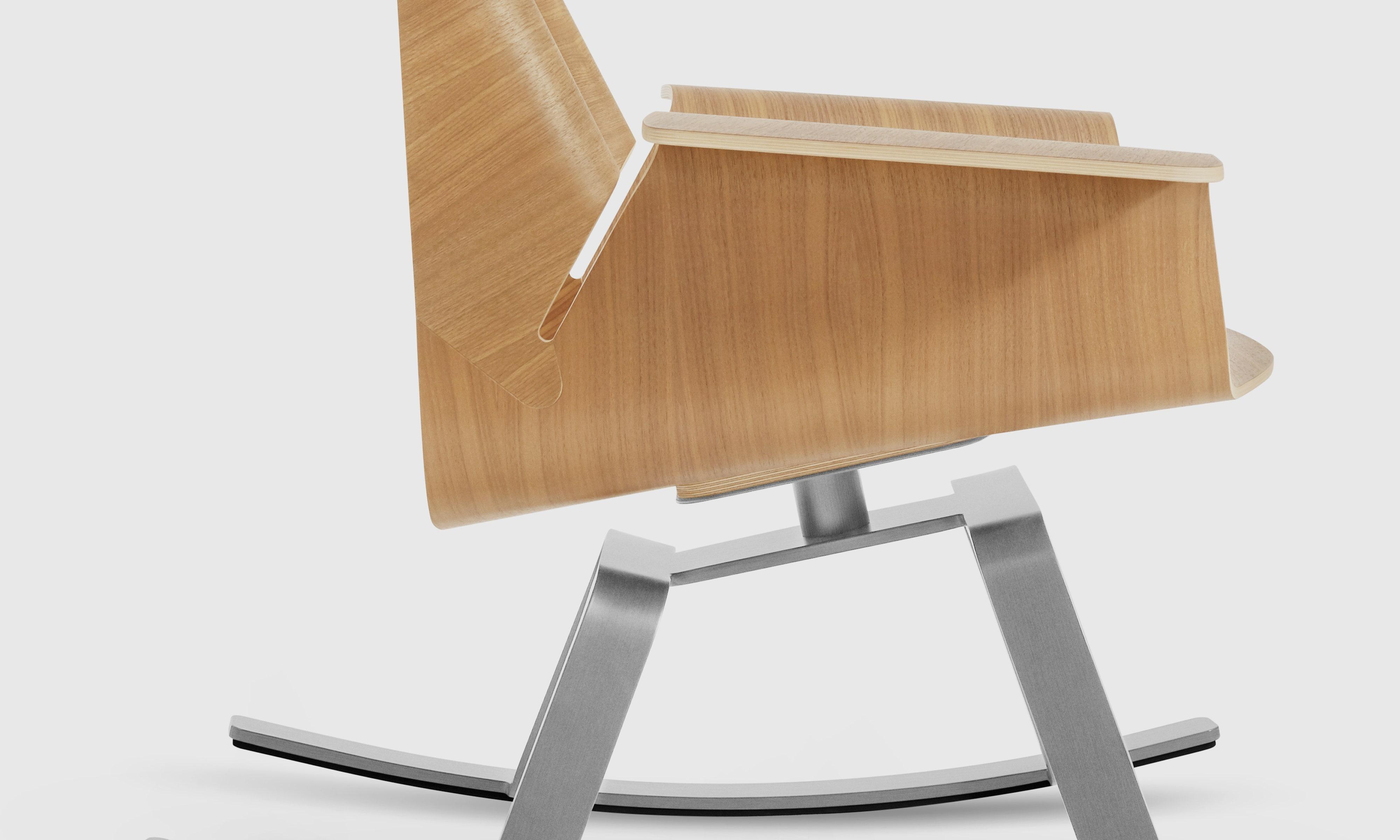 Buttercup Rocker Chair