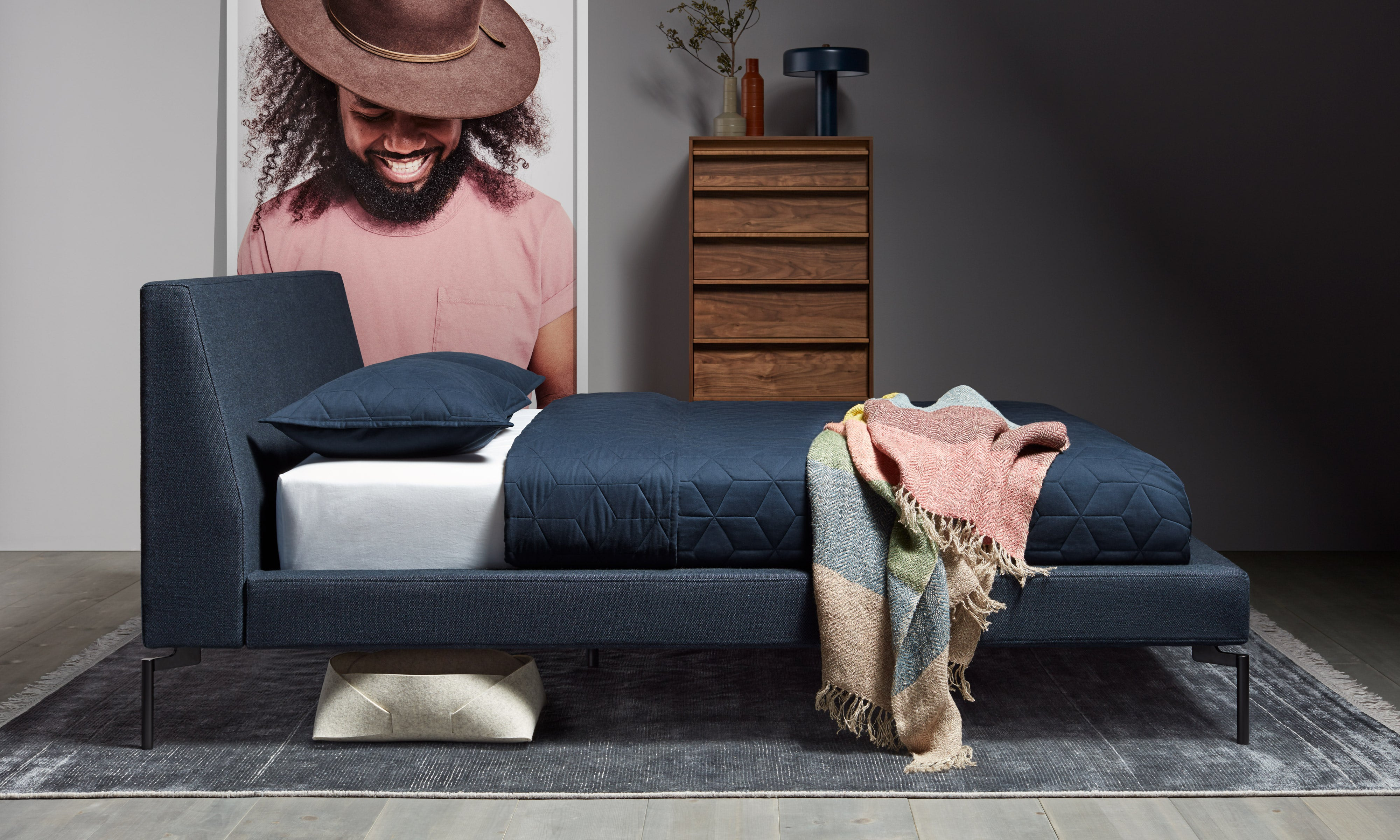 New Standard King Bed