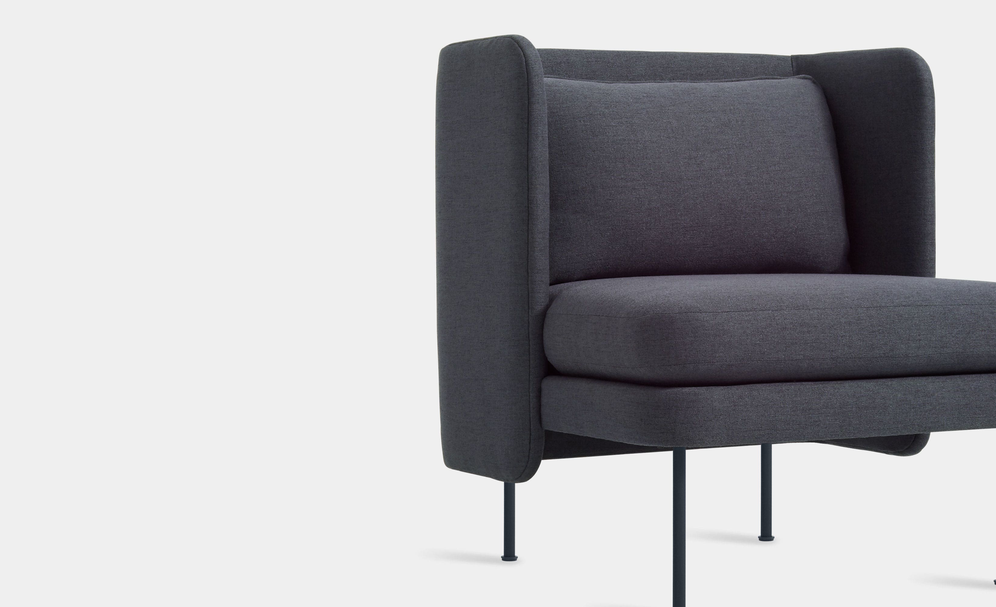 Bloke Lounge Chair by Blu Dot